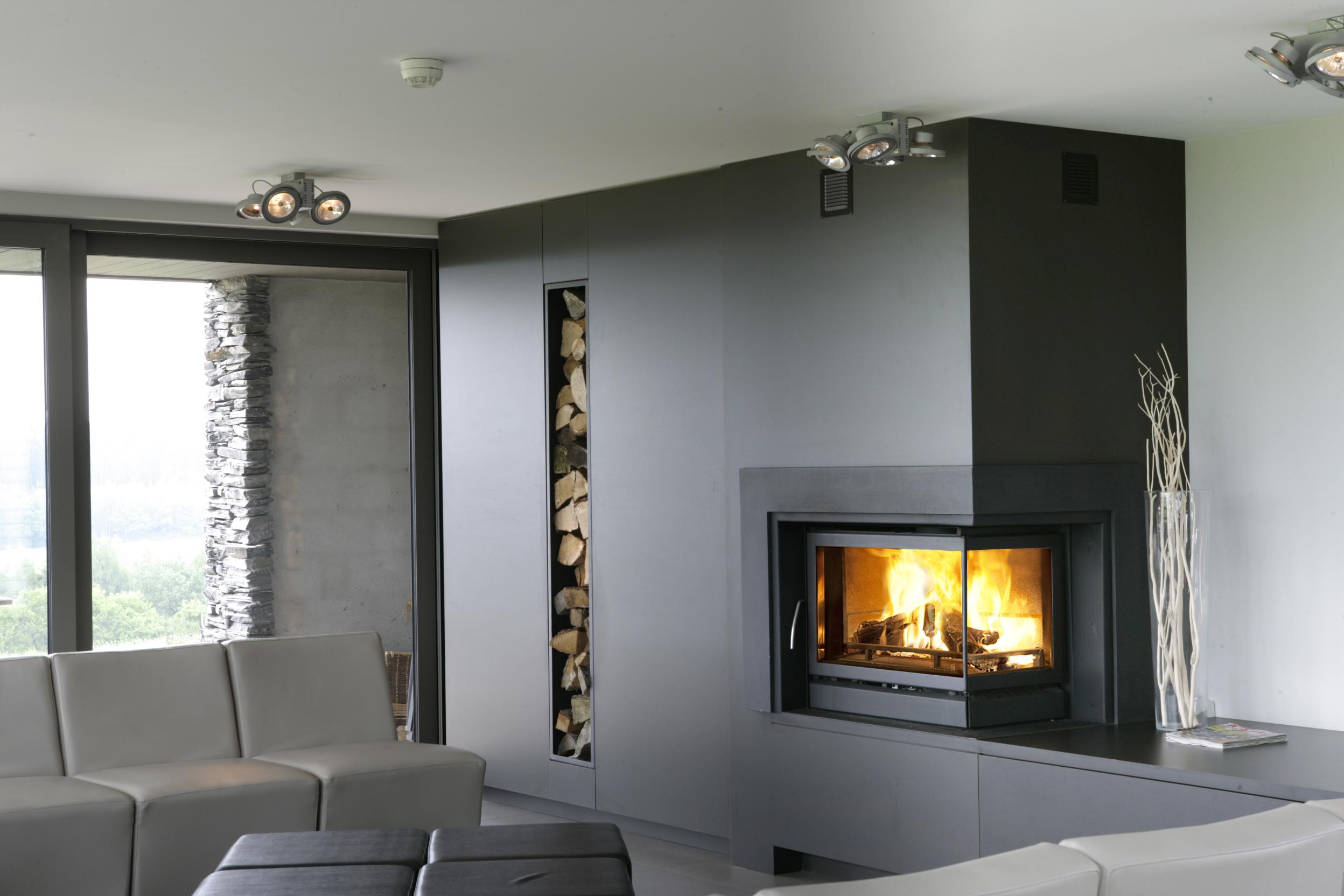 Masorosa lareiras de portugalrecuperador de calor - Chimeneas de esquina modernas ...